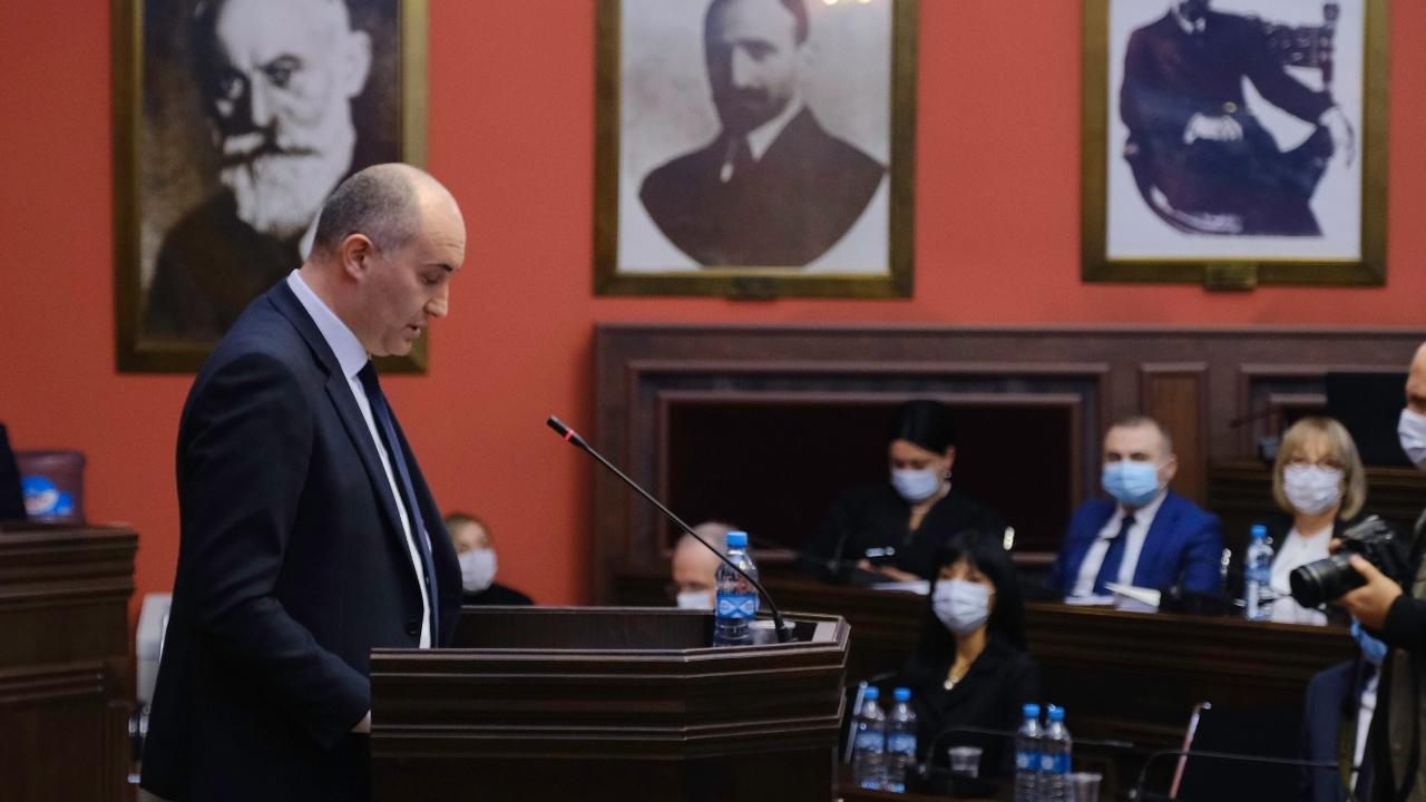 მინისტრობის კანდიდატი: გაგრძელდება მოქმედება – მეტი ნატო საქართველოში