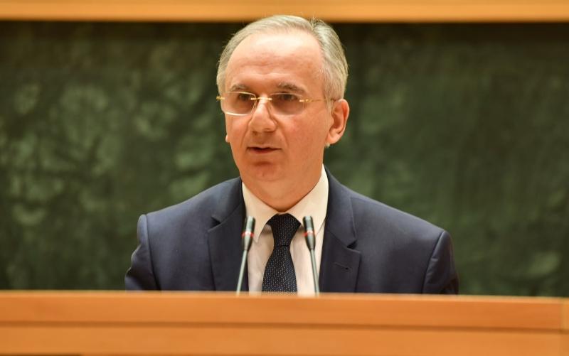 Глава Минюста о расследовании МУС по российско-грузинской войне: ожидаем результат уже в этом году