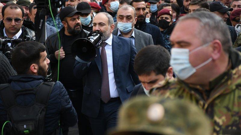 Армения между переворотом, выборами и революцией