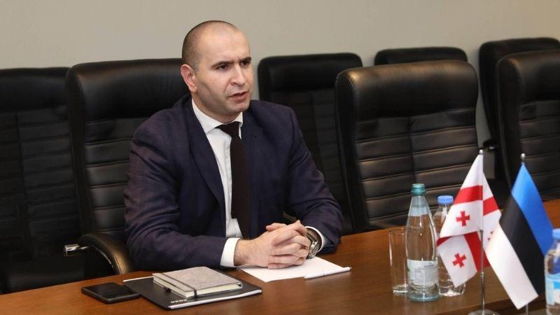 Кемоклидзе: Грузия в шаге от введения финансовых ограничений