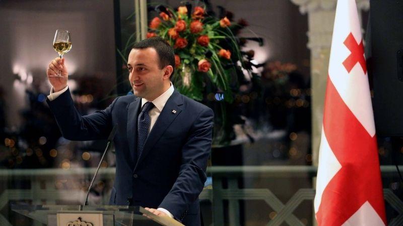 Дважды премьер — портфолио Ираклия Гарибашвили