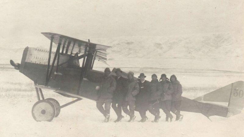 История грузинской военной авиации и лучшие итальянские самолеты