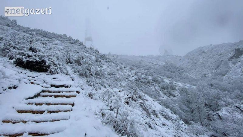 Во всех регионах Грузии в течении дня ожидается снегопад