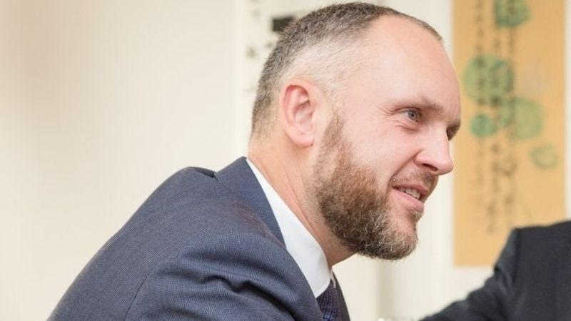 Посол Литвы встретился с Мелия и другими представителями оппозиции в офисе ЕНД