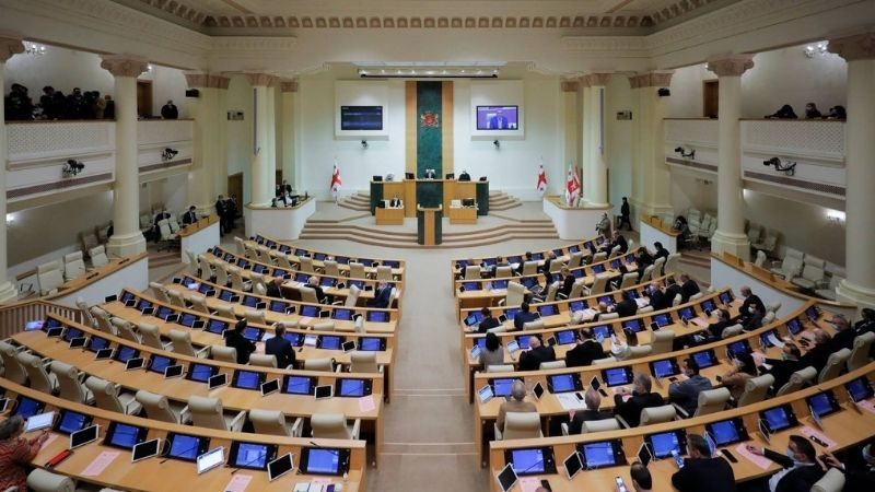 Парламент Грузии утвердил состав правительства