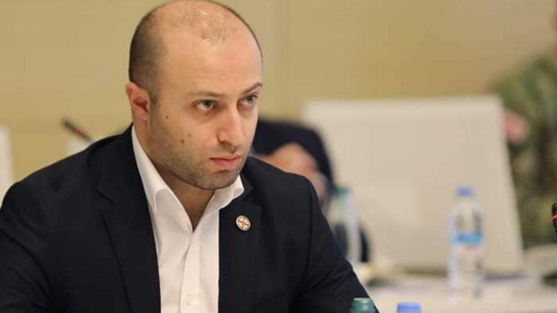 Очередная отставка в администрации правительства Грузии