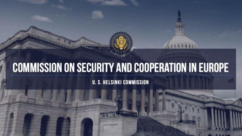 Хельсинская комиссия США призывает освободить Нику Мелия