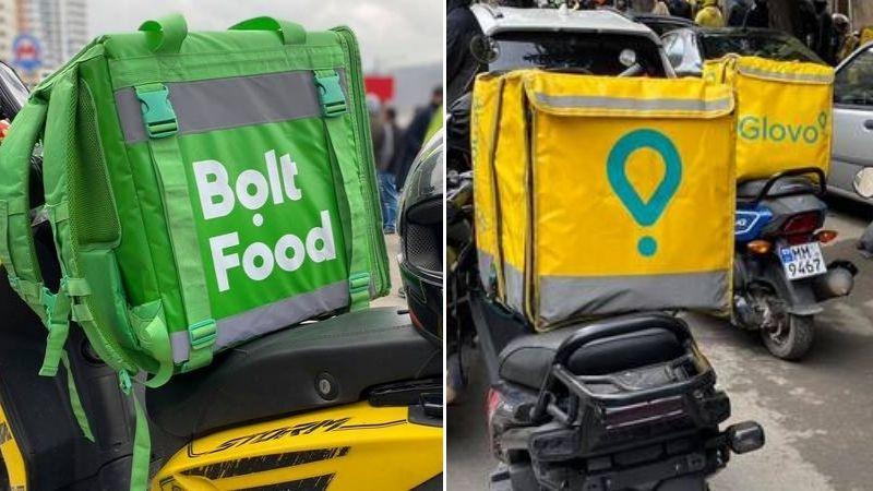 Забастовка курьеров Bolt Food: увольнения и тема трудовых прав