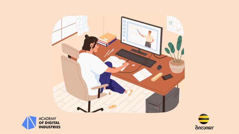 ბილაინის აბონენტები ყველაზე მოთხოვნადი პროფესიების ონლაინ კურსებზე სპეციალური შეთავაზებით სარგებლობენ