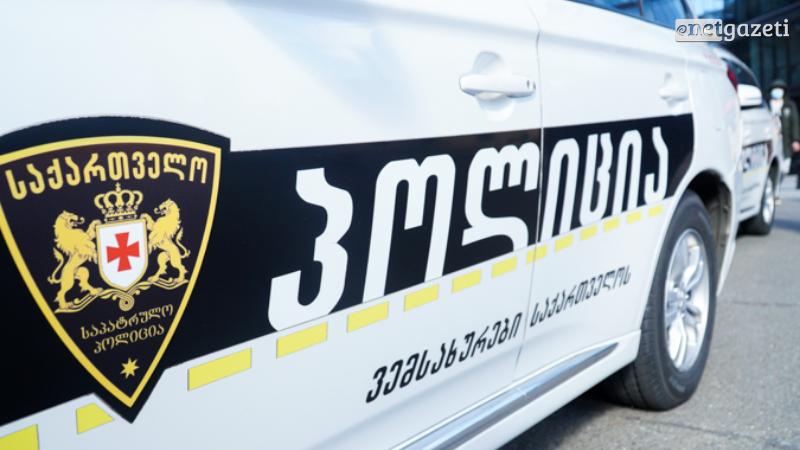 В столичном районе Диди Дигоми произошло убийство