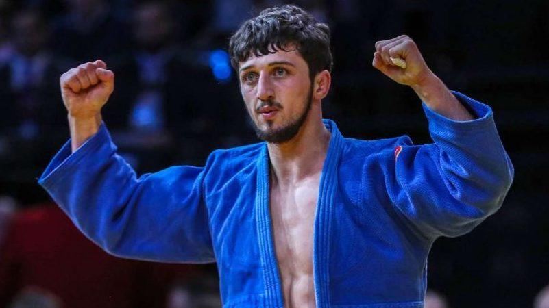 Грузинский дзюдоист стал золотым призером турнира Grand Slam