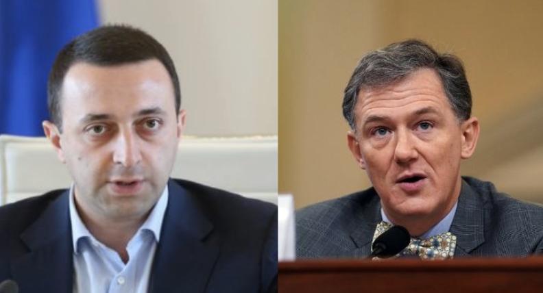 Премьер Грузии поблагодарил заместителя госсекретаря США
