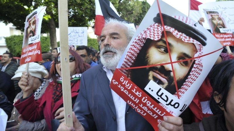 «Репортеры без границ» подали иск против наследника престола Саудовской Аравии