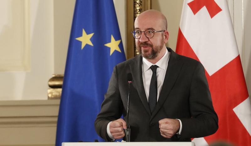 Шарль Мишель: «Политический кризис подходит к концу»