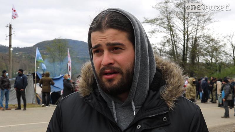 «Защитники долины Риони» предупредили о возможных провокациях