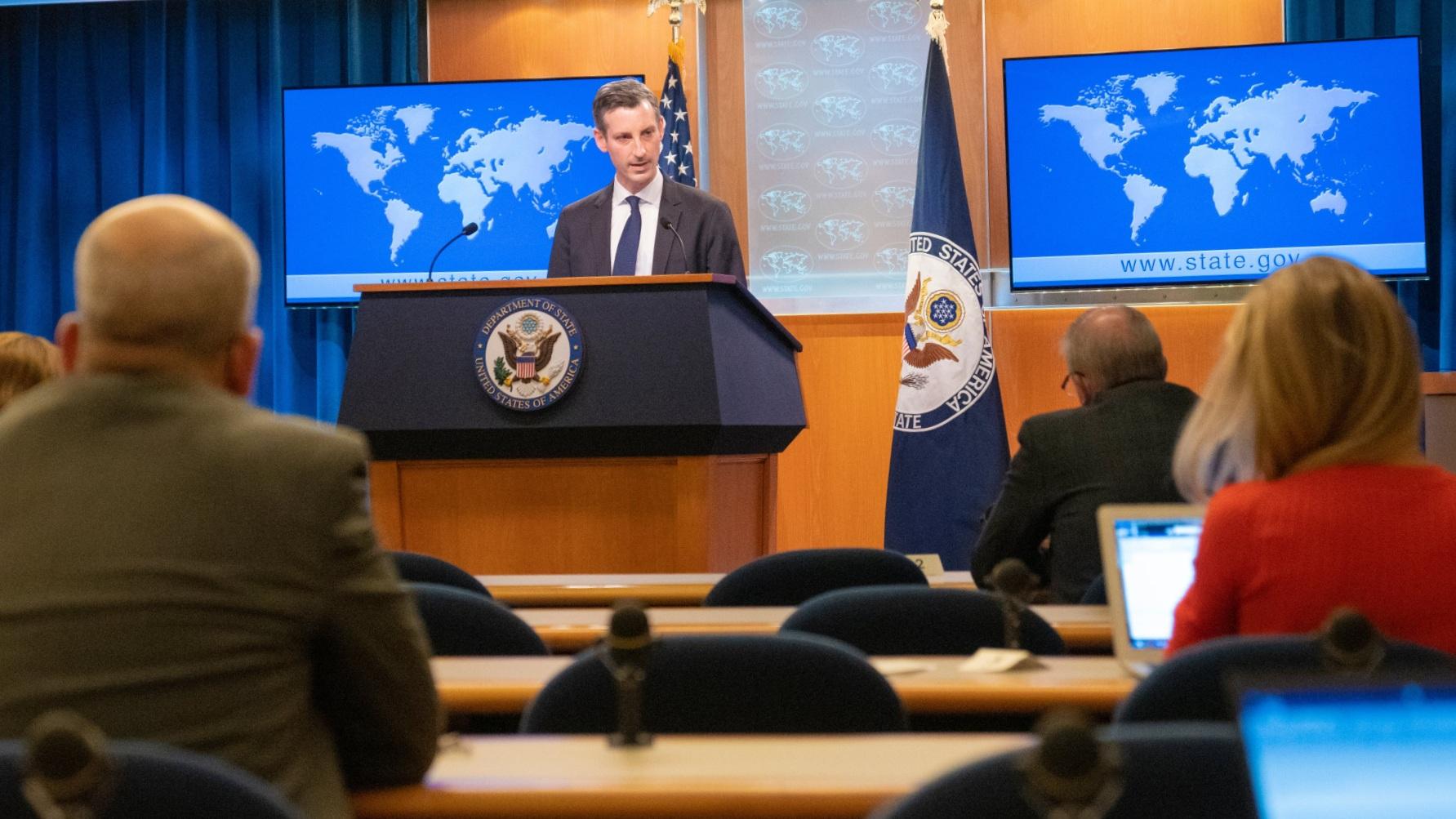 Госдеп США критикует решение «Грузинской мечты» выйти из соглашения от 19 апреля