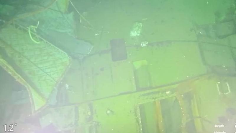 ინდონეზიაში წყალქვეშა გემი ჩაიძრა, გარდაიცვალა 53 ადამიანი