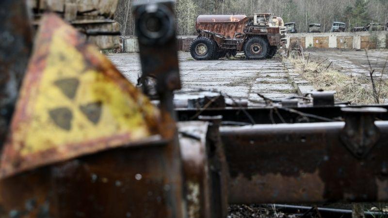 35 лет после Чернобыля: Фото из зоны отчуждения