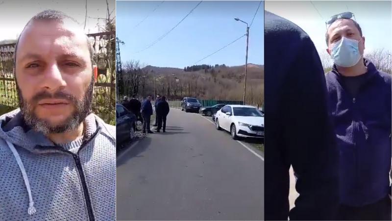 """დააკავება რიონის ხეობაში – პოლიციასთან """"ცინიკური საუბრისთვის""""? [ვიდეო]"""