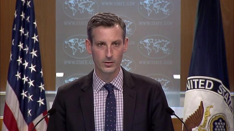 США поддерживают политику «открытых дверей» НАТО и призывают Украину продолжить реформы