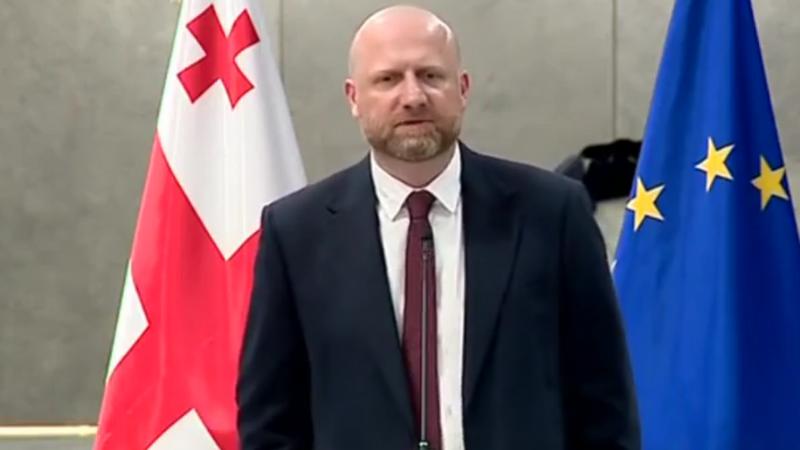 Зураб Джапаридзе подпишет соглашение предложенное главой Евросовета
