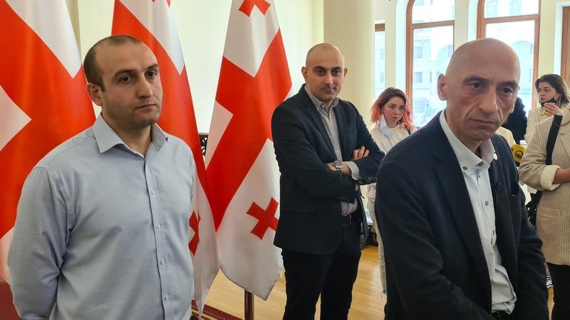 Парламентское бюро зарегистрировало политическую группу «Гирчи»