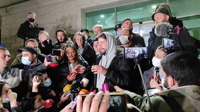 «Защитники долины Риони» озвучили три требования