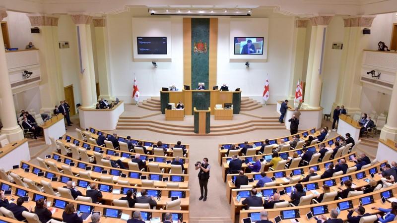 В Грузии обсуждают проект резолюции по деоккупации и мирном урегулировании конфликта