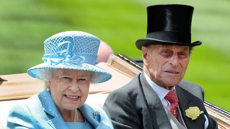 Умер принц Филипп, супруг королевы Елизаветы II