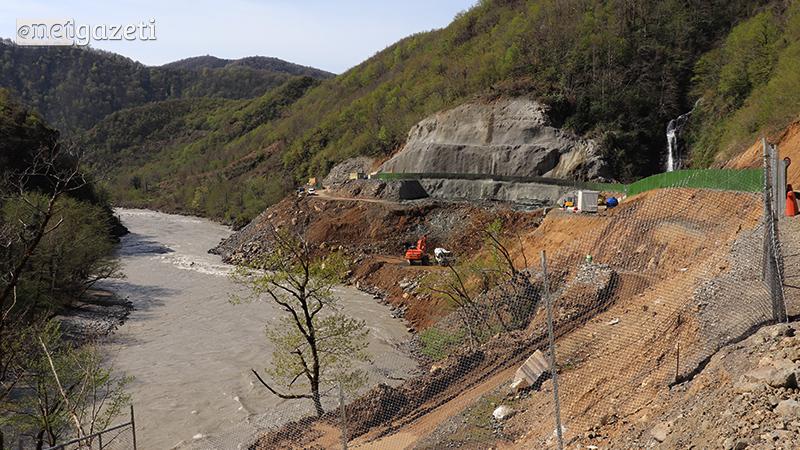 Enka Renewables разорвала контракт по строительству Намахвани ГЭС