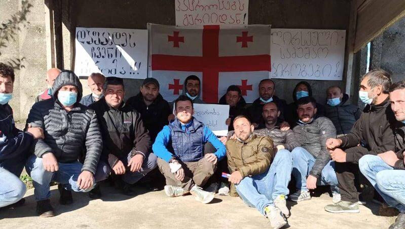 Забастовка в Озургети: Профсоюз требует экспроприации предприятия «Guria Express»