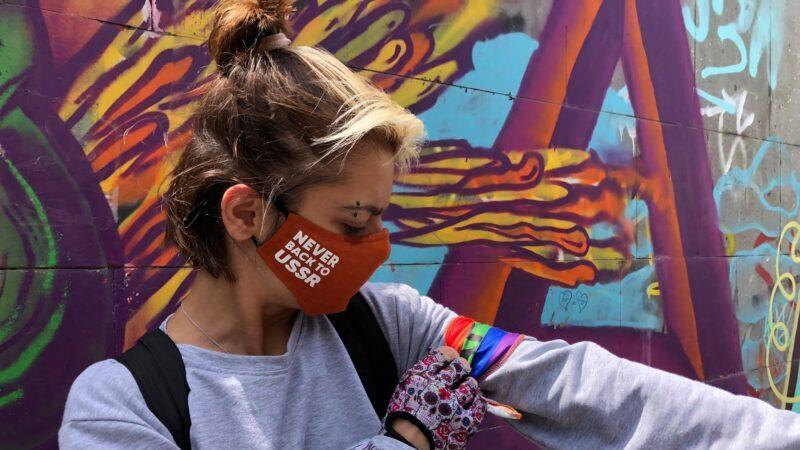 ფალავანდიშვილმა LGBT-სამკლაურიან აქტივისტს ჰესის საწინააღმდეგო აქციის დატოვება აიძულა