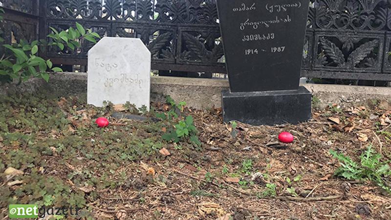 МВД Грузии: Полиция контролирует все дороги к кладбищам