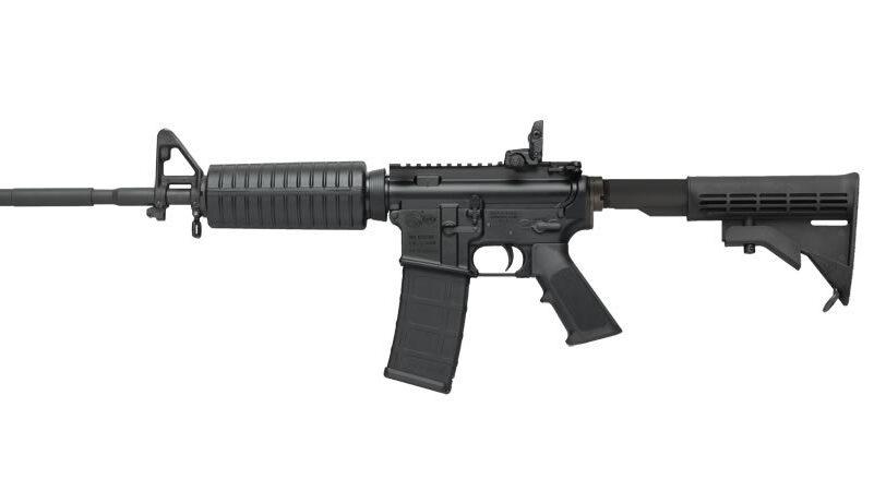 В Грузии наладят производство автоматических винтовок типа М4