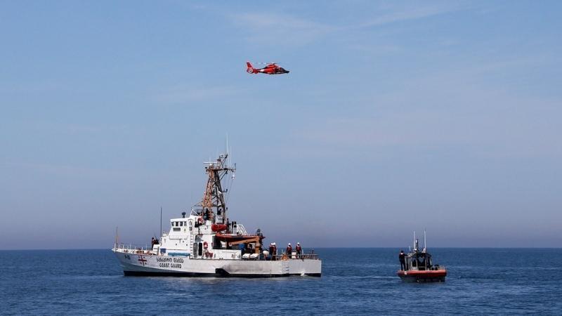 Катер береговой охраны США прибыл в порт Батуми