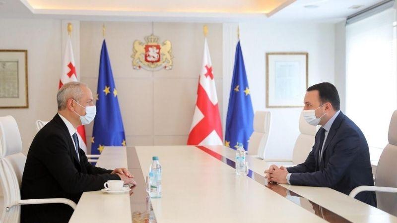Иракли Сесиашвили назначен советником премьера Грузии по вопросам обороны и безопасности