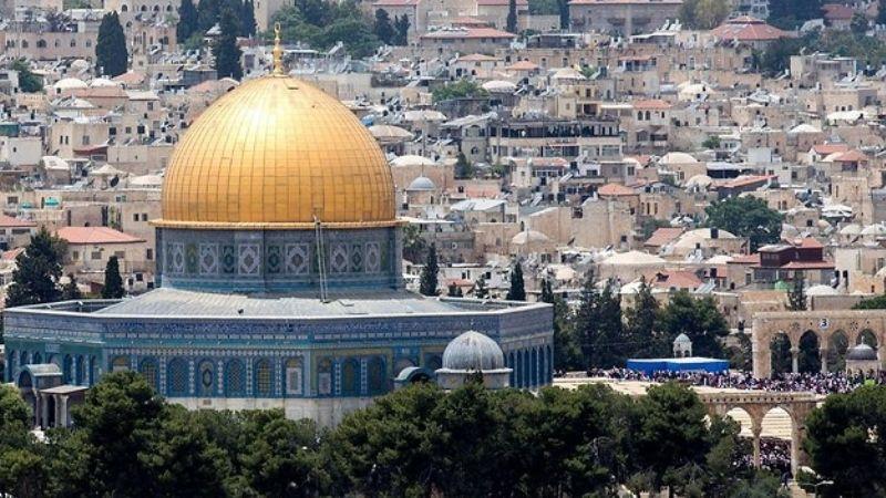 კუბათ ალ-სახრას მეჩეთი აღმოსავლეთ იერუსალიმში.