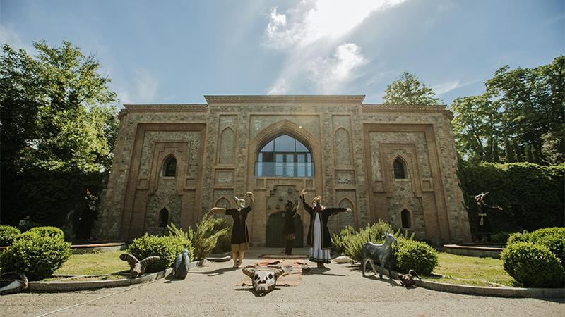 В Доме-музее Цинандали открылся выставочный сезон