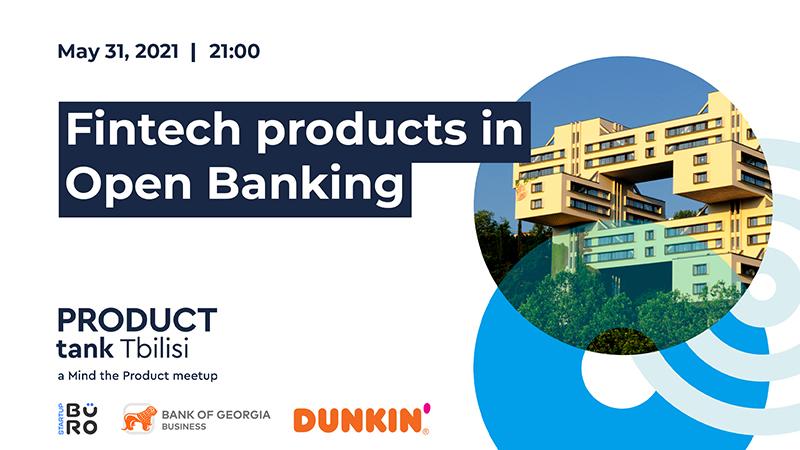 საქართველოს ბანკთან პარტნიორობით ProductTank Tbilisi-ის შეხვედრა გაიმართება