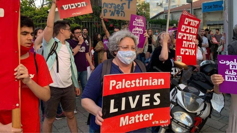 В Израиле арабы и евреи вместе протестуют против насилия