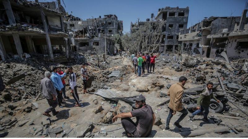დღეს ღაზაზე განხორციელებულ თავდასხმას სულ მცირე 33 ადამიანი ემსხვერპლა – ალ-ჯაზირა