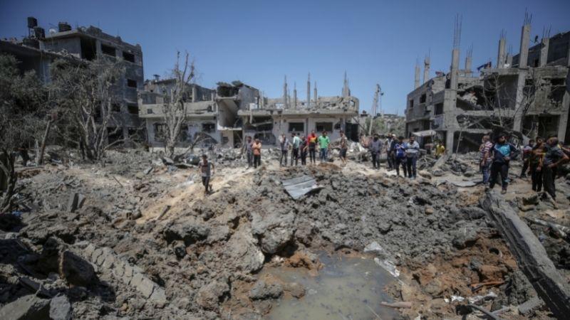 Премьер Израиля: «Операция в Газе будет продолжаться столько, сколько потребуется»