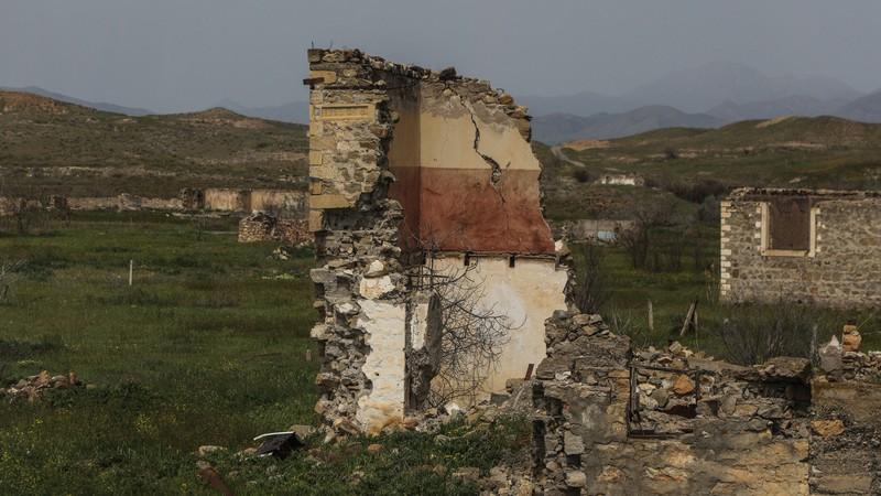Армения обвиняет Азербайджан в пограничном инциденте