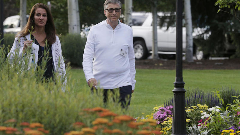Билл и Мелинда Гейтсы объявили о разводе