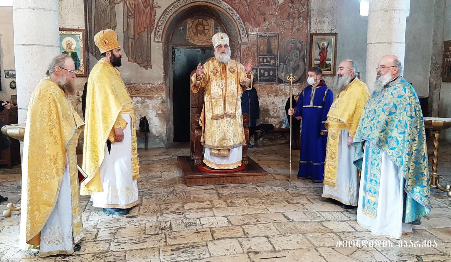 Грузинское церковное песнопение получило статус нематериального культурного наследия