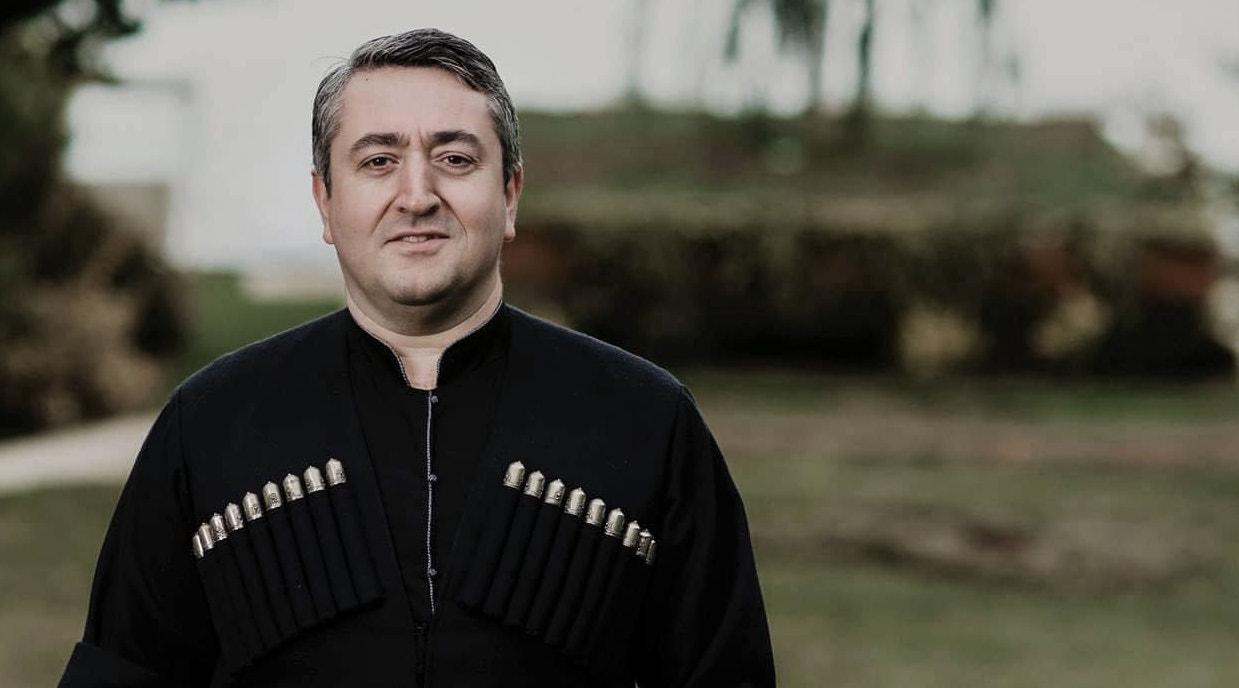 Скончался грузинский певец Зураб Бакурадзе