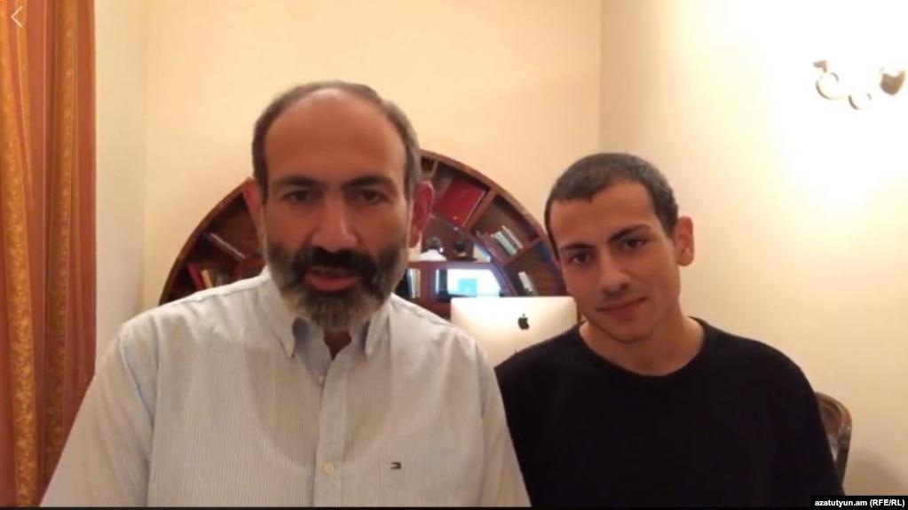 Пашинян предложил Алиеву своего сына в обмен на армянских пленных