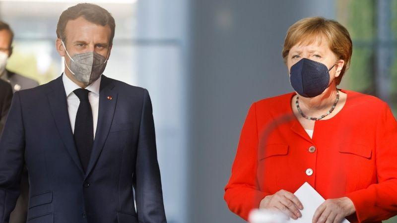 СМИ: Германия и Франция хотят пригласить Путина на саммит ЕС