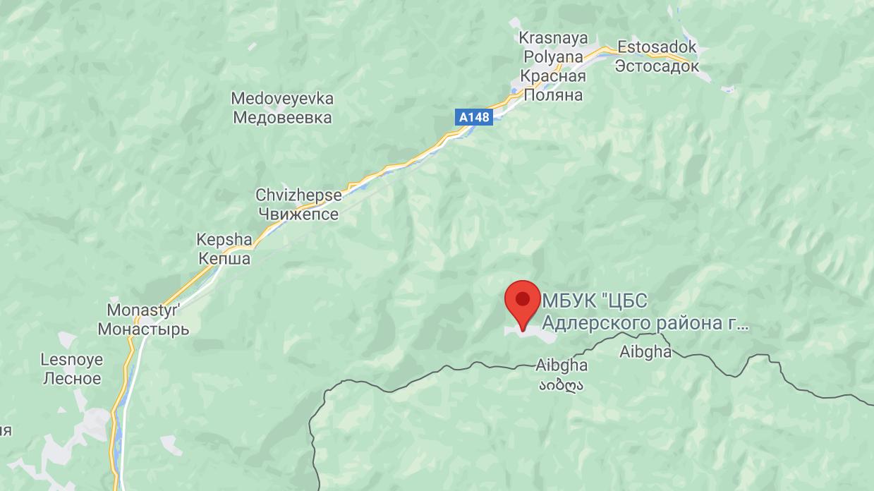 DRI: Абхазское село Аибга перешло под юрисдикцию России
