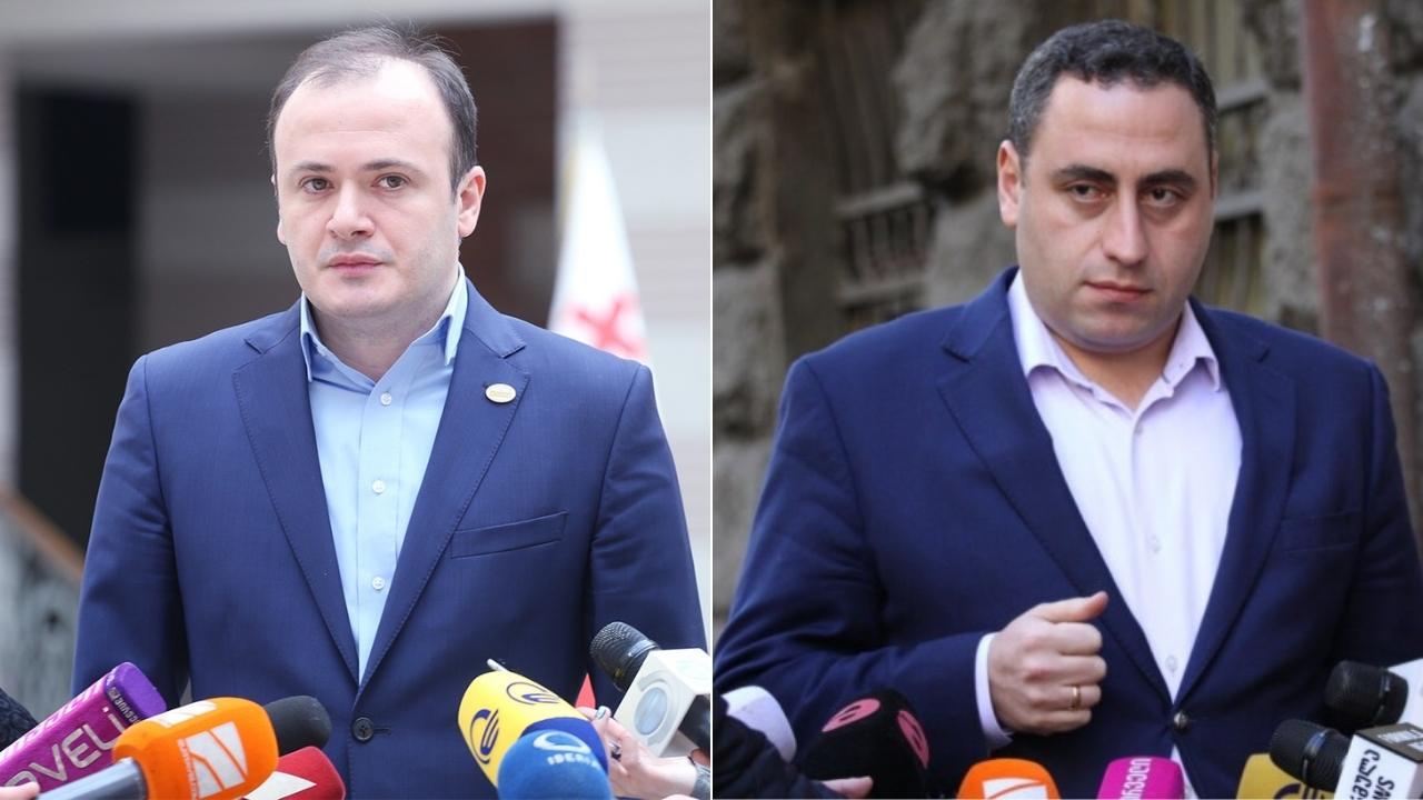 """""""ჩიჩიე ვაშაძე"""" — ირაკლი ზარქუა გიორგი ვაშაძეზე"""